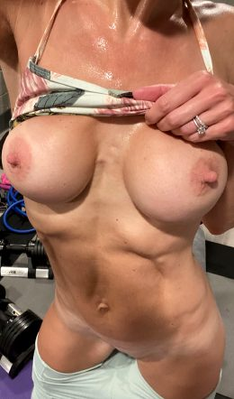 Post Workout Fuck? 44 Female