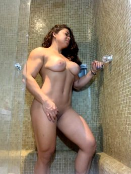 Post Workout Shower