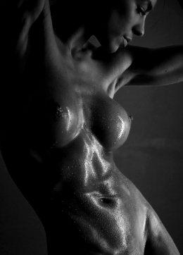 Sculpted Goddess