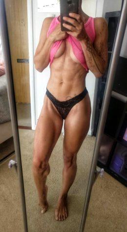 Should I Strip Down More? ?