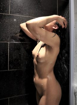 Shower To Get Ready For Friday