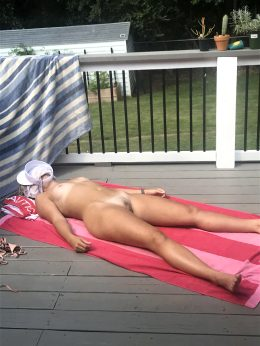 Tanning Time