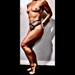 Tits. Abs. Legs.