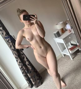 Trying To Stay Fit, Always Naked