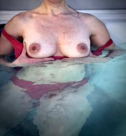 Wanna Play With Me In The Hot Tub?