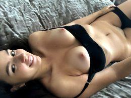 Wanna Suck On My Tits?