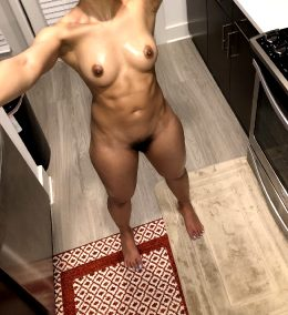 Want To Have Fun With My Oiled Body?