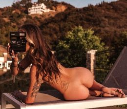 Who Doesn't Take Photos In The Nude?