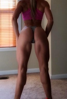 Who Loves Muscular Legs??