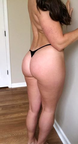 Who Wants To Work This Booty Out?