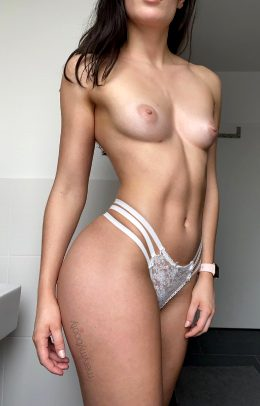 Would You Also Fuck A Sporty Girl With My Body Type?
