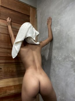 Would You Fuck Me From Behind After Shower?🥺
