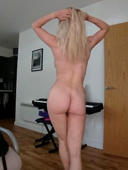 Would You Join Me For A Naked Workout??