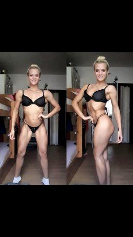 18yo Bikini Competitor Alena From Czech Republic