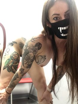 Anyone Have A New Mask Fetish These Days?