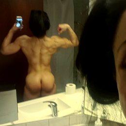 Back Selfie