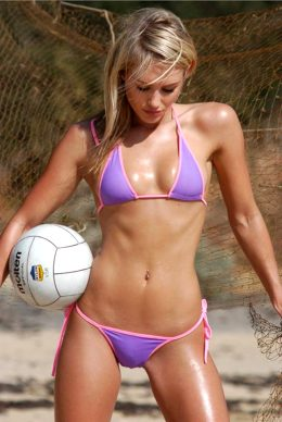 Beach Volleyball Model