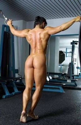 Bodybuilding Nude Is The Best