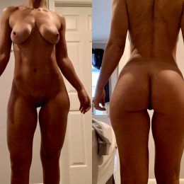 ?Front/back Of A MOM Bod ?
