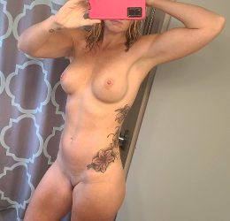 Feeling Strong Fresh Out Of The Shower