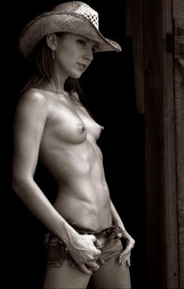Fit Cowgirl