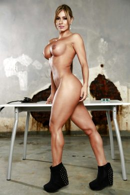 Fit Latina MILF