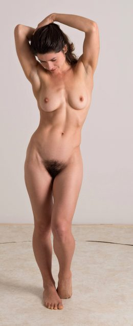 Fit Naked MILF