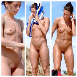 Fit Nudist