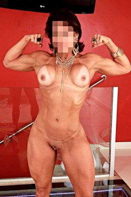 Fitness Brazilian Mom
