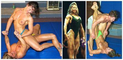 Fitness Model & Wrestler – Charlene Rink