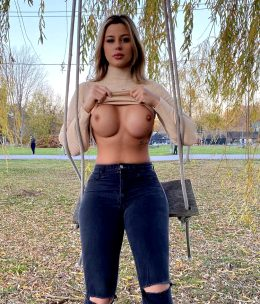 I Was In The Park Today🤭