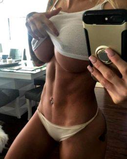 I'm A Total Gym Rat…