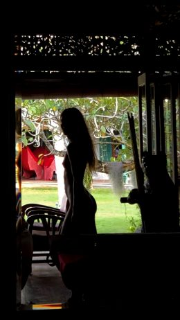 Inka Williams Silhouette