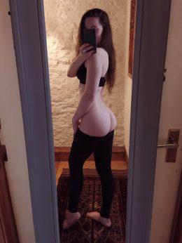 Just A Little Post Workout Selfie?