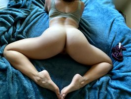 PAWG Waiting To Be Used.