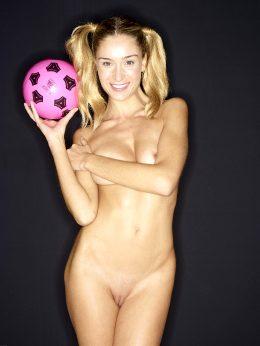 Rosie – Sexy Soccer Girl, Hegre