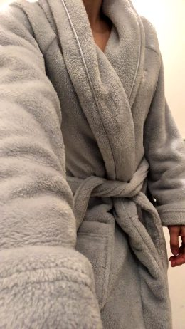 Sexy Cuntnugget-22 In A Robe