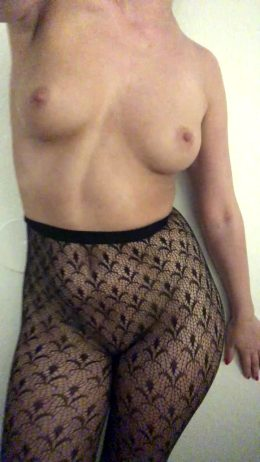 Sooo… I Got Some Fishnet…