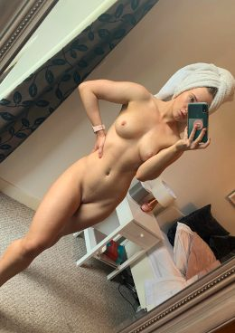Straight Out Of The Shower