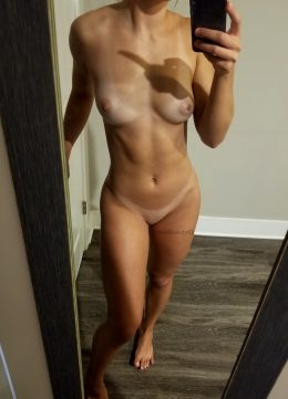 The Kind Of Body You Can Cum On… Or In ?