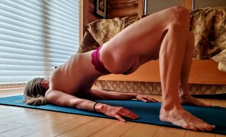 Yoga At Home Anyone? 50